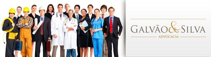 Vários profissionais mostrando nossa multidisciplinaridade